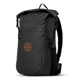 Ashbury Roll-Top Water Resistant 22L Backpack