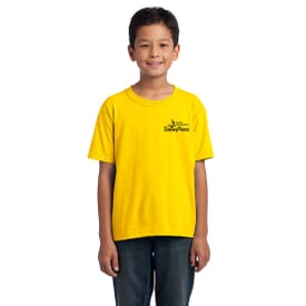 Fruit Of The Loom® Youth Heavy Cotton Hd® 100% Cotton T-Shirt